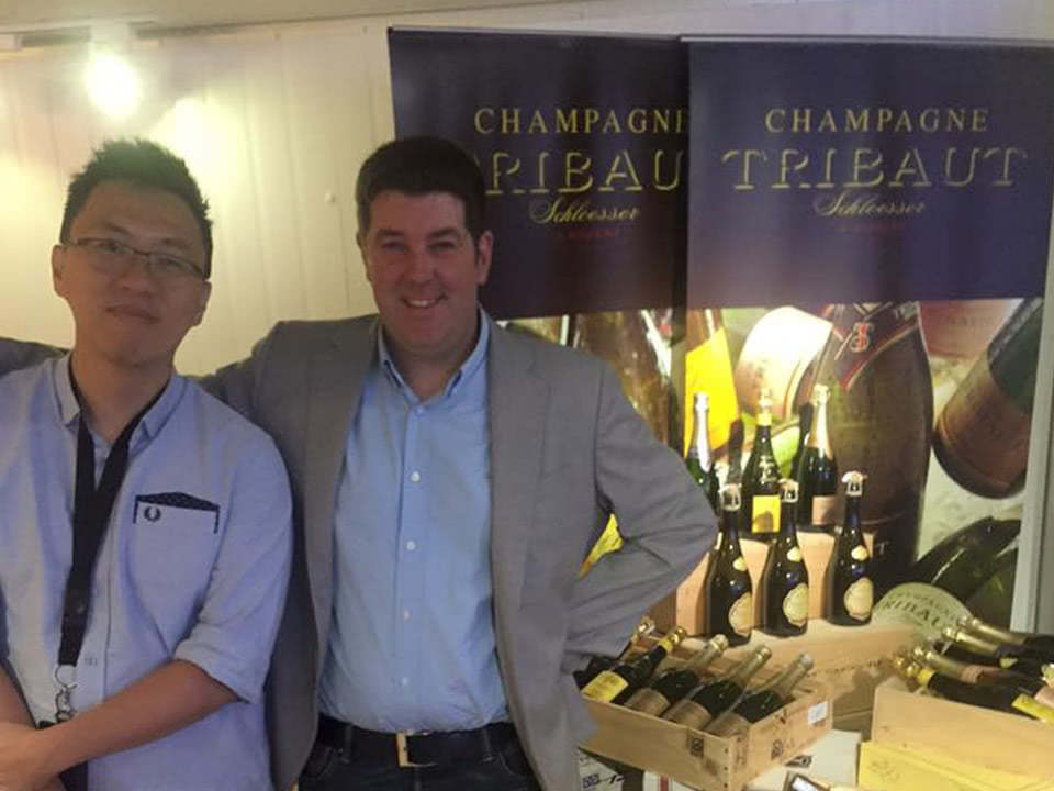 Champagne Tribaut Schloesser Malaysia